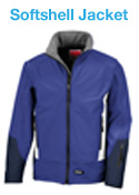 OYT North Softshell Jacket