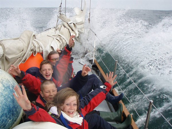 Ocean Youth Trust North